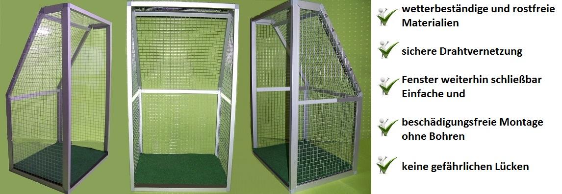 Katzenbalkone mehr freiheit fur wohnungskatzen for Feuerstelle garten mit balkon absturzsicherung katzen